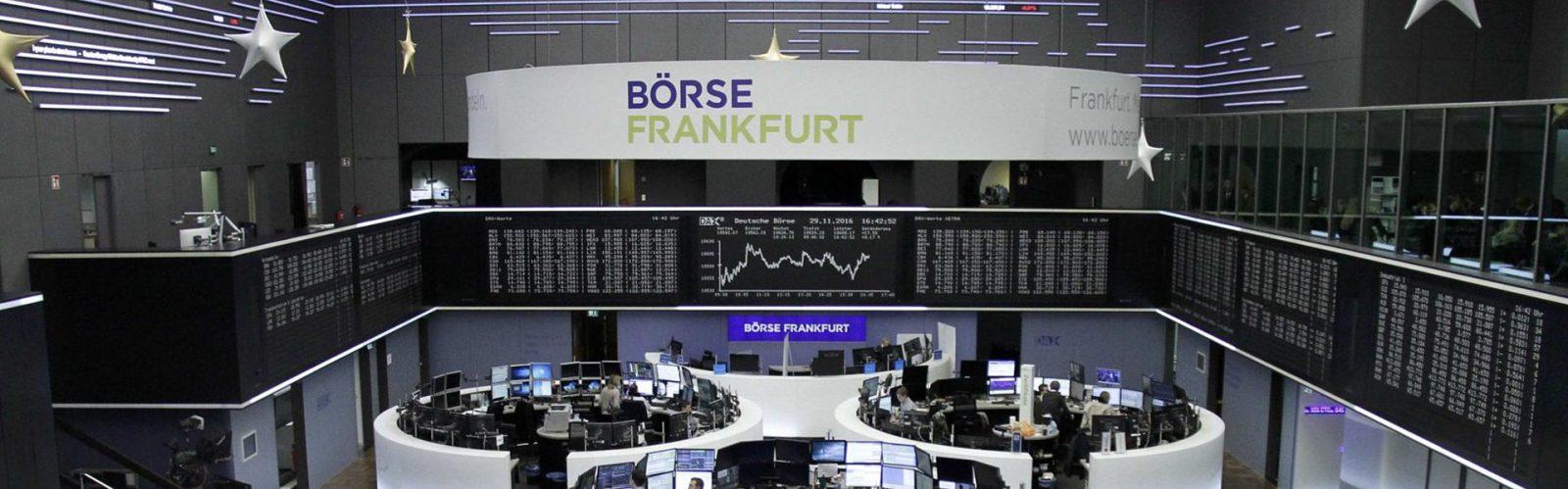 FSE - Франкфуртская фондовая биржа