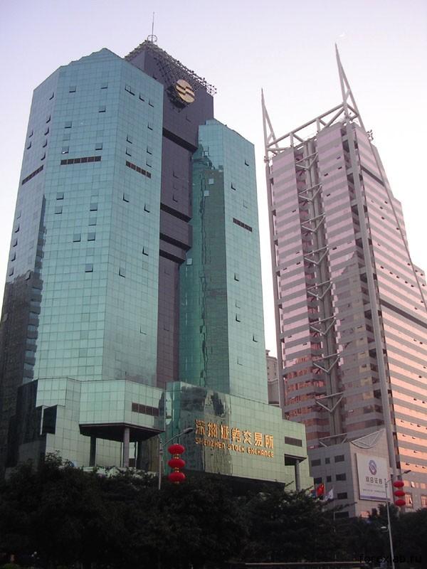 SZSE - Шэньчжэньская фондовая биржа