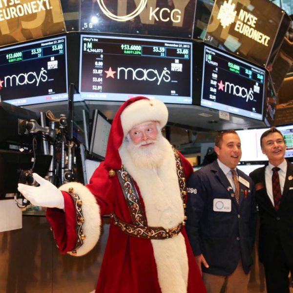 Рождественское ралли на бирже