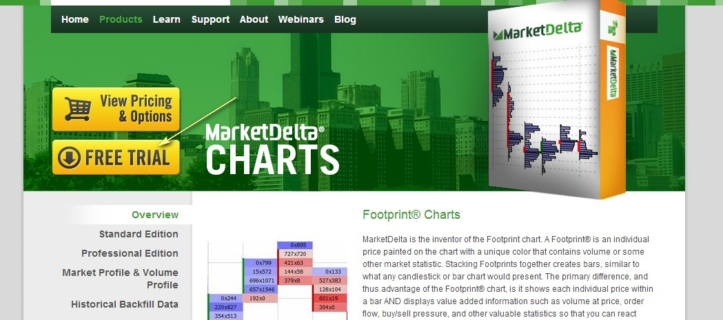 MarketDelta Trader – простота и надежность 20