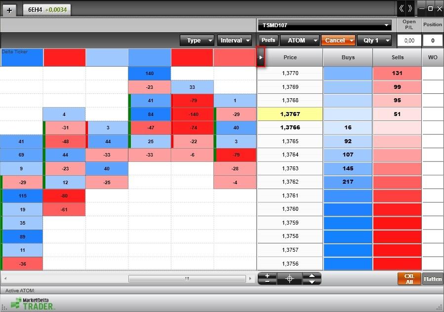 MarketDelta Trader – простота и надежность 8