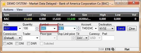 Торговая платформа Sterling Trader Pro 21