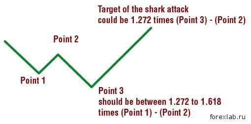 Торговая стратегия: Атака акулы